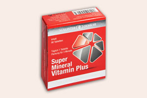 Super Mineral Vitamin Plus kapszula